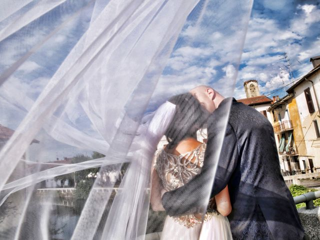 Il matrimonio di Mattia e Melissa a Milano, Milano 21