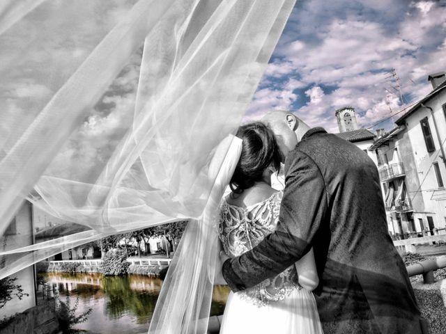 Il matrimonio di Mattia e Melissa a Milano, Milano 22
