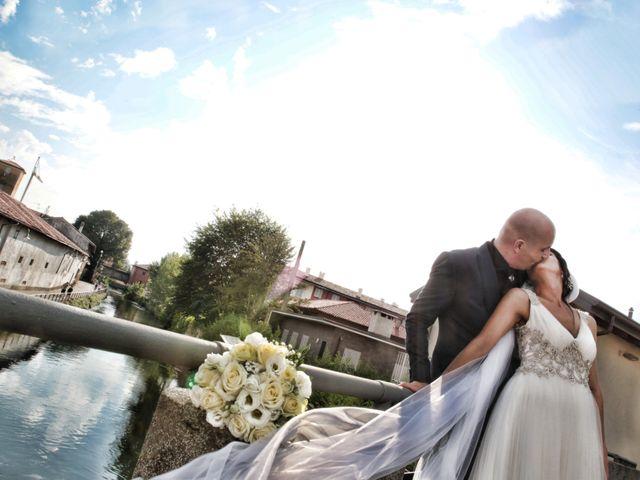 Il matrimonio di Mattia e Melissa a Milano, Milano 23