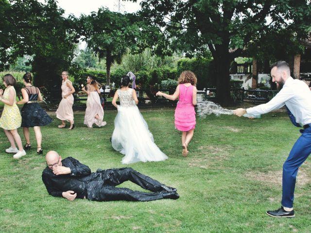 Il matrimonio di Mattia e Melissa a Milano, Milano 28