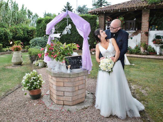 Il matrimonio di Mattia e Melissa a Milano, Milano 30