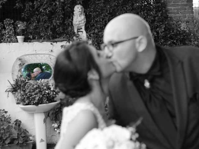 Il matrimonio di Mattia e Melissa a Milano, Milano 32
