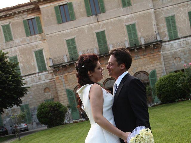 Il matrimonio di Claudio e Paola a Milano, Milano 27