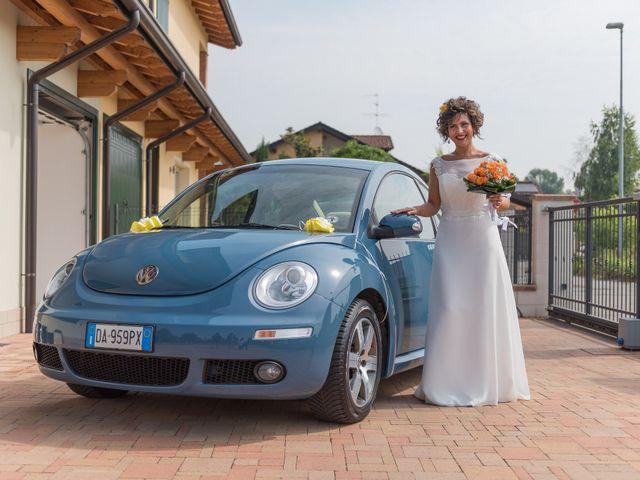 Il matrimonio di Michele e Michela a Castelleone, Cremona 7