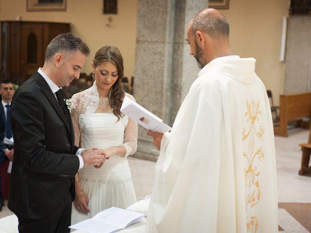 Il matrimonio di Gessica e Roberto a Bovisio-Masciago, Monza e Brianza 1
