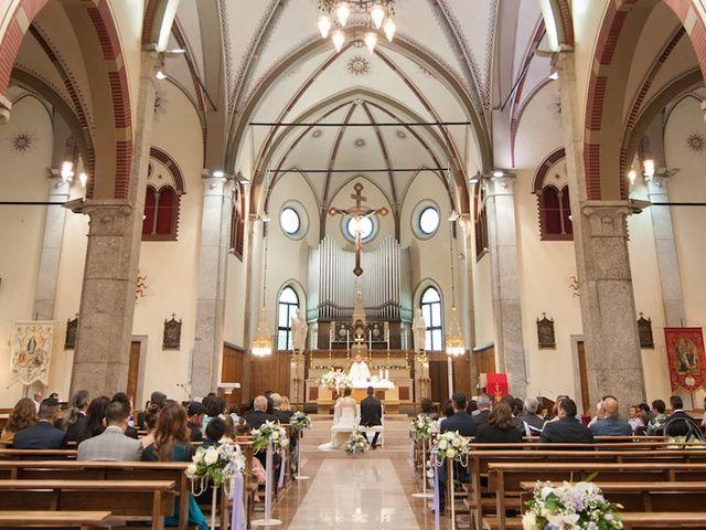 Il matrimonio di Gessica e Roberto a Bovisio-Masciago, Monza e Brianza 2