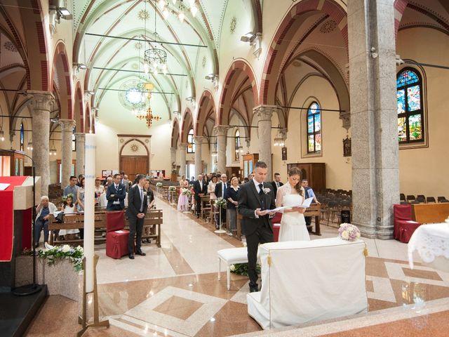 Il matrimonio di Gessica e Roberto a Bovisio-Masciago, Monza e Brianza 4