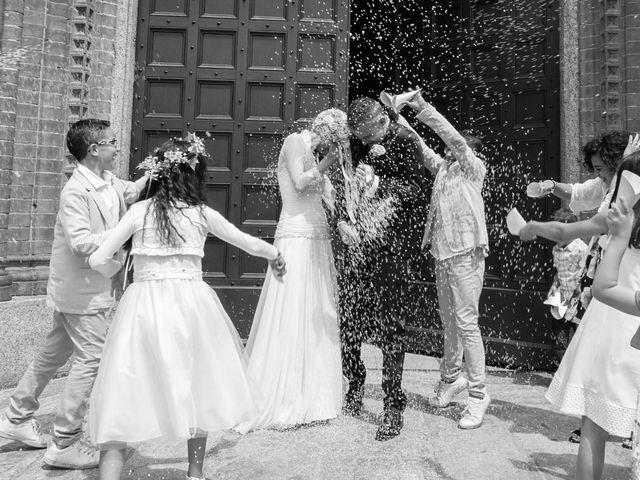 Il matrimonio di Gessica e Roberto a Bovisio-Masciago, Monza e Brianza 5