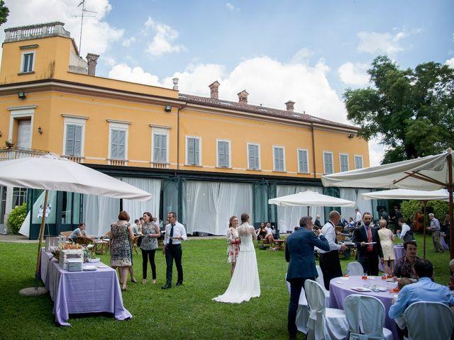 Il matrimonio di Gessica e Roberto a Bovisio-Masciago, Monza e Brianza 7