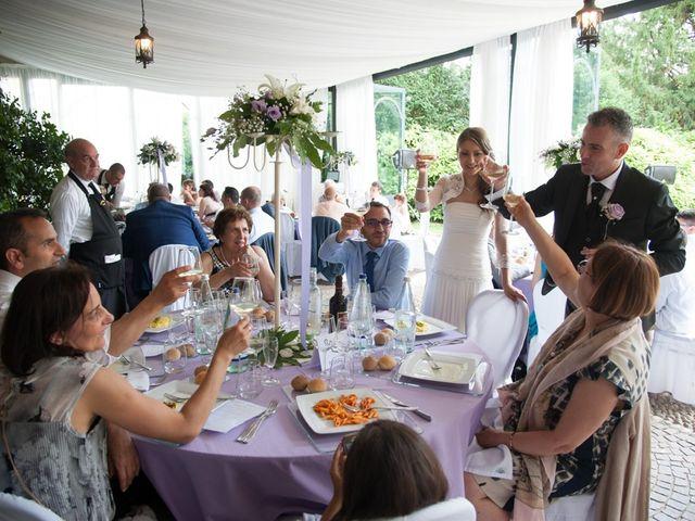 Il matrimonio di Gessica e Roberto a Bovisio-Masciago, Monza e Brianza 9
