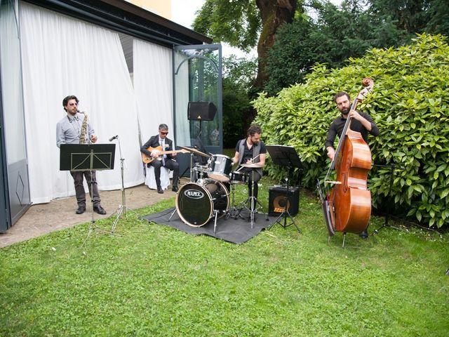 Il matrimonio di Gessica e Roberto a Bovisio-Masciago, Monza e Brianza 10