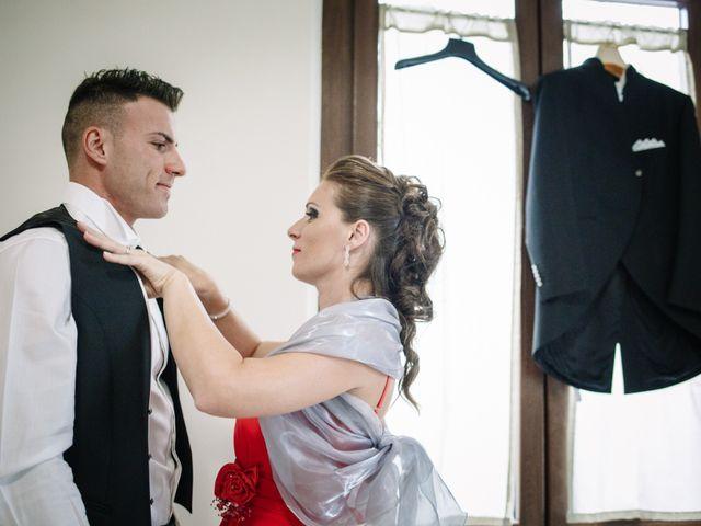 Il matrimonio di Alessio e Lorella a Tornaco, Novara 10