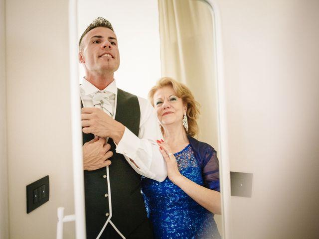 Il matrimonio di Alessio e Lorella a Tornaco, Novara 14