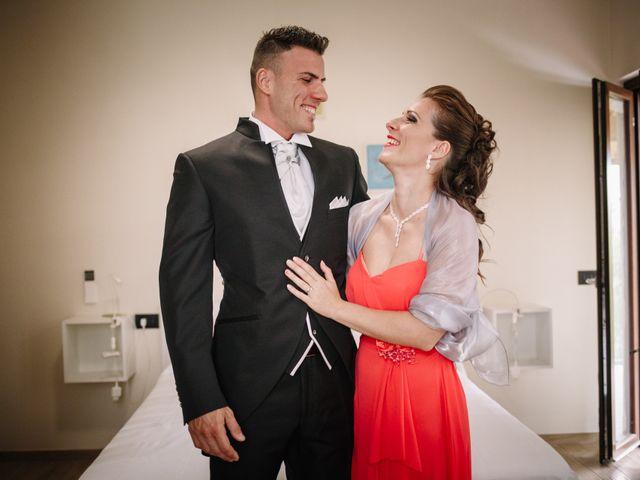 Il matrimonio di Alessio e Lorella a Tornaco, Novara 20