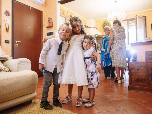 Il matrimonio di Alessio e Lorella a Tornaco, Novara 60