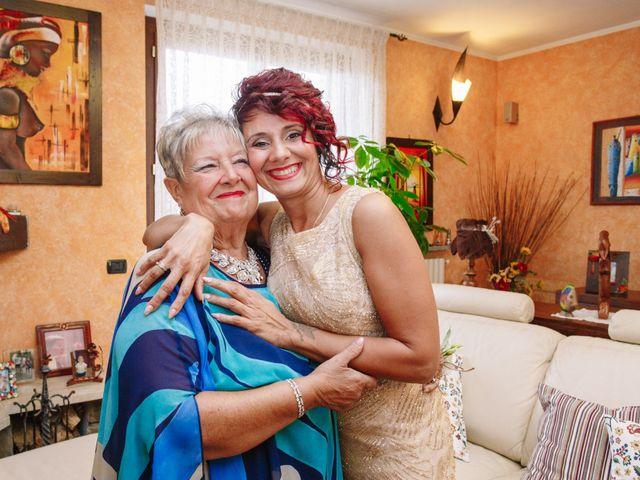 Il matrimonio di Alessio e Lorella a Tornaco, Novara 65