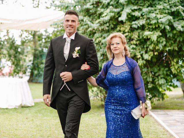 Il matrimonio di Alessio e Lorella a Tornaco, Novara 79