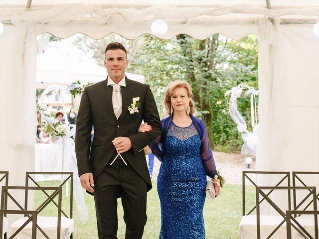 Il matrimonio di Alessio e Lorella a Tornaco, Novara 80