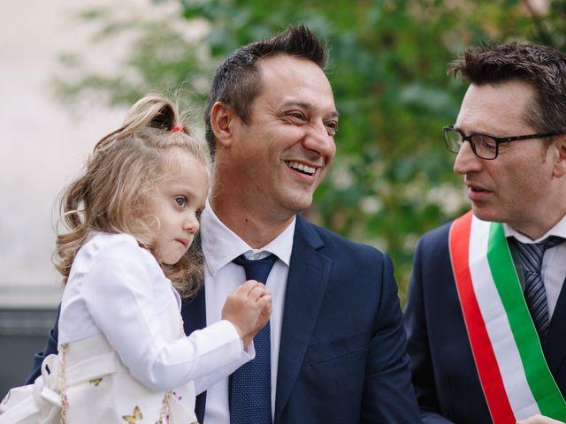 Il matrimonio di Alessio e Lorella a Tornaco, Novara 85