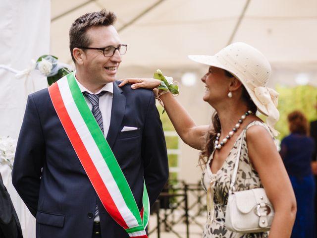 Il matrimonio di Alessio e Lorella a Tornaco, Novara 89