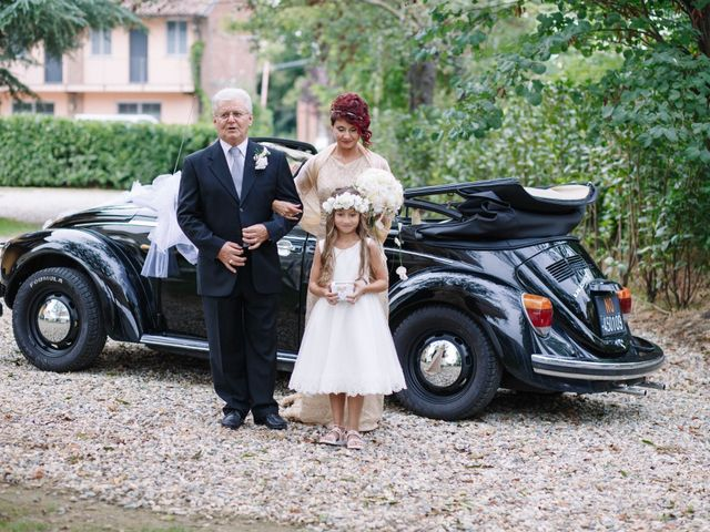 Il matrimonio di Alessio e Lorella a Tornaco, Novara 98