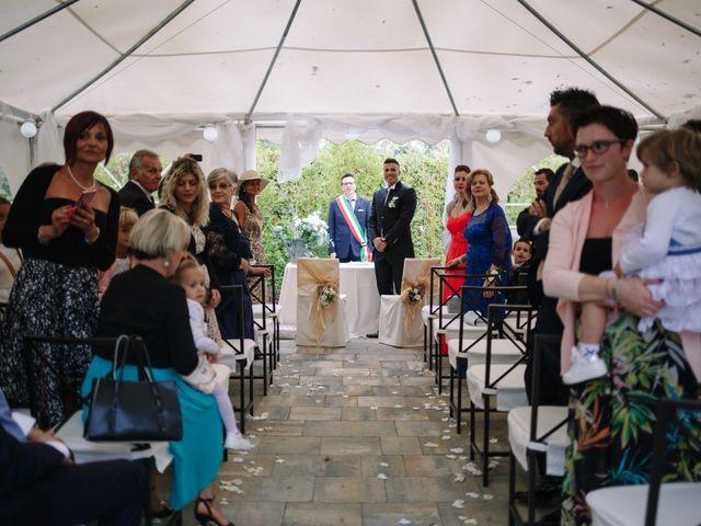 Il matrimonio di Alessio e Lorella a Tornaco, Novara 99