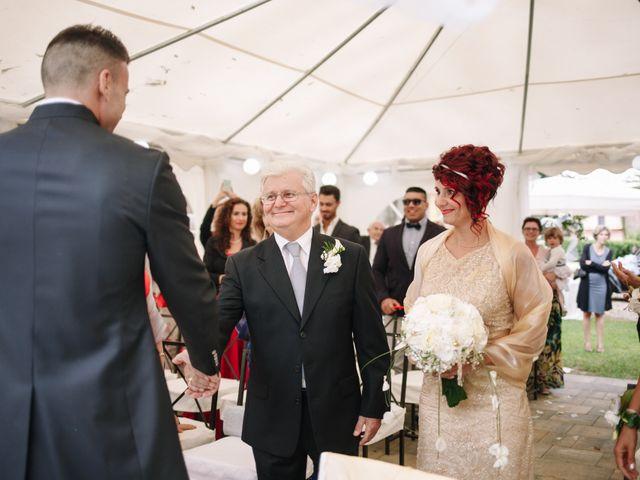 Il matrimonio di Alessio e Lorella a Tornaco, Novara 102