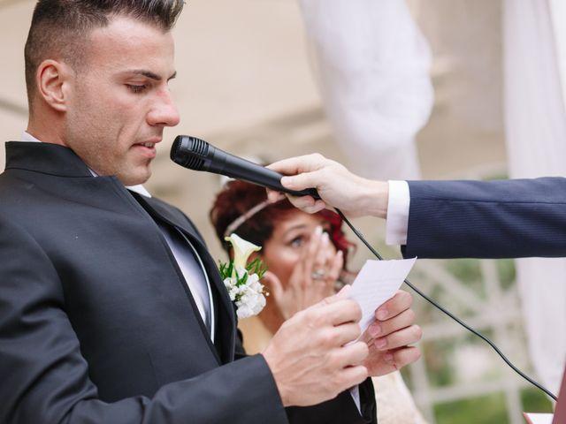 Il matrimonio di Alessio e Lorella a Tornaco, Novara 114