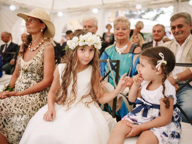 Il matrimonio di Alessio e Lorella a Tornaco, Novara 119