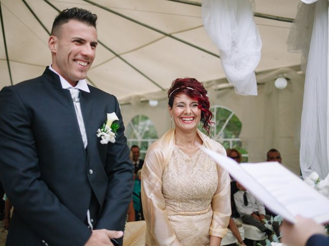 Il matrimonio di Alessio e Lorella a Tornaco, Novara 121