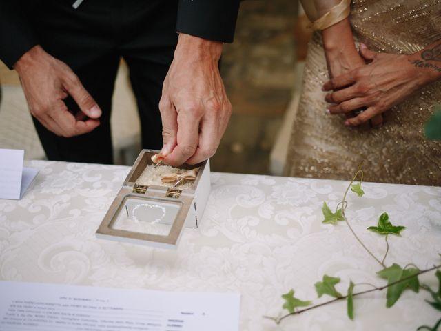 Il matrimonio di Alessio e Lorella a Tornaco, Novara 122