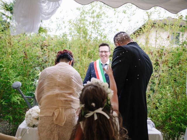 Il matrimonio di Alessio e Lorella a Tornaco, Novara 137
