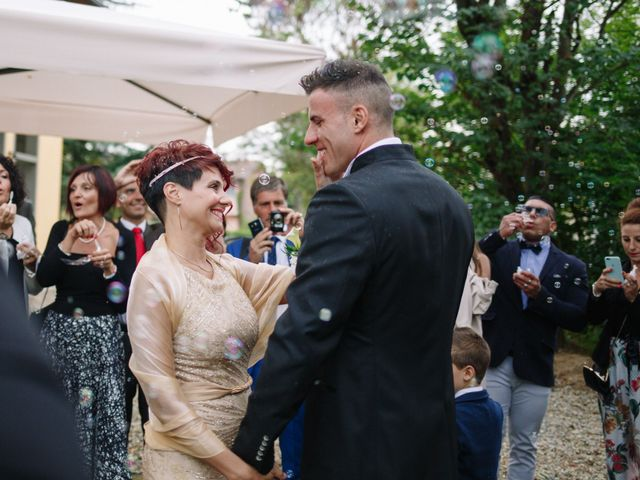 Il matrimonio di Alessio e Lorella a Tornaco, Novara 144