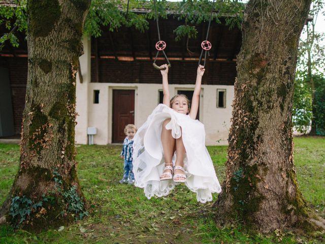 Il matrimonio di Alessio e Lorella a Tornaco, Novara 165