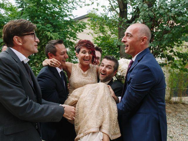 Il matrimonio di Alessio e Lorella a Tornaco, Novara 166