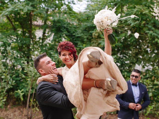 Il matrimonio di Alessio e Lorella a Tornaco, Novara 171