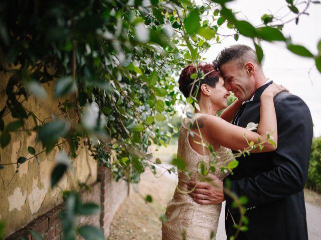 Il matrimonio di Alessio e Lorella a Tornaco, Novara 192