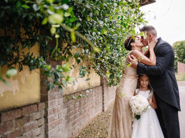 Il matrimonio di Alessio e Lorella a Tornaco, Novara 200