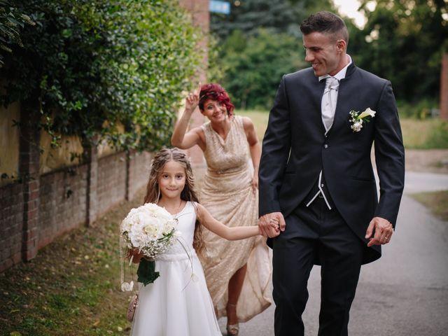 Il matrimonio di Alessio e Lorella a Tornaco, Novara 202