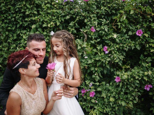 Il matrimonio di Alessio e Lorella a Tornaco, Novara 208