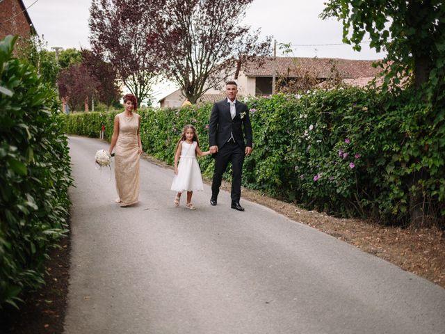 Il matrimonio di Alessio e Lorella a Tornaco, Novara 210