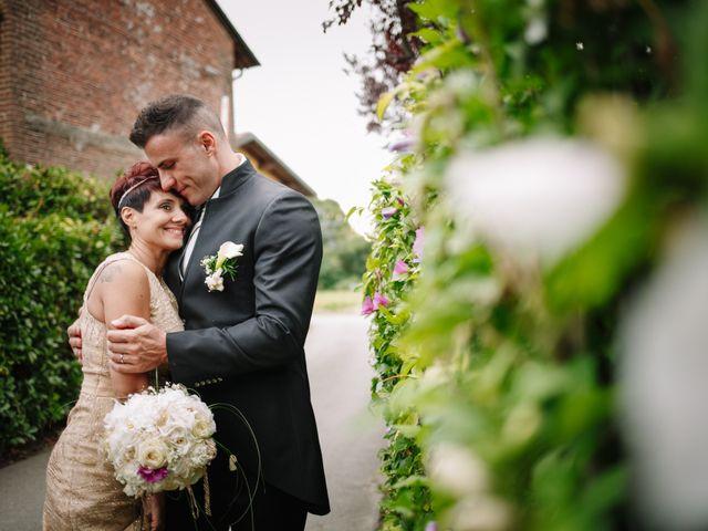 Il matrimonio di Alessio e Lorella a Tornaco, Novara 2
