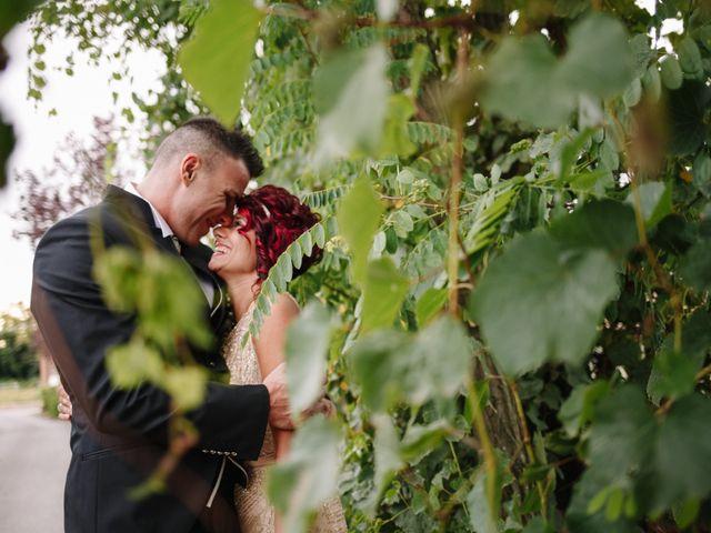 Il matrimonio di Alessio e Lorella a Tornaco, Novara 219