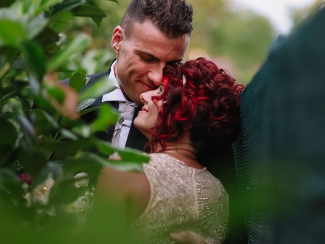 Il matrimonio di Alessio e Lorella a Tornaco, Novara 1