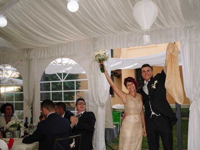 Il matrimonio di Alessio e Lorella a Tornaco, Novara 181