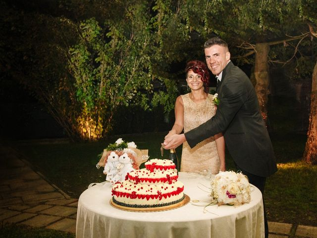 Il matrimonio di Alessio e Lorella a Tornaco, Novara 193