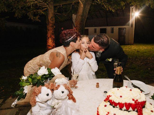 Il matrimonio di Alessio e Lorella a Tornaco, Novara 197