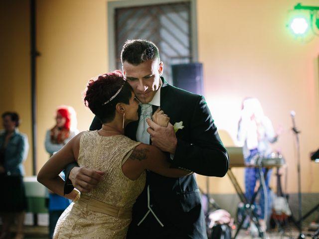 Il matrimonio di Alessio e Lorella a Tornaco, Novara 201