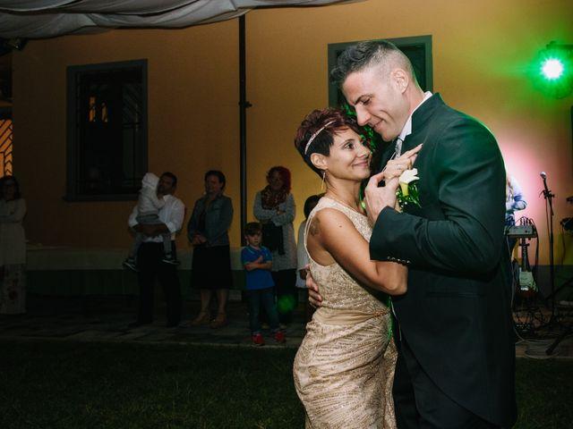 Il matrimonio di Alessio e Lorella a Tornaco, Novara 203