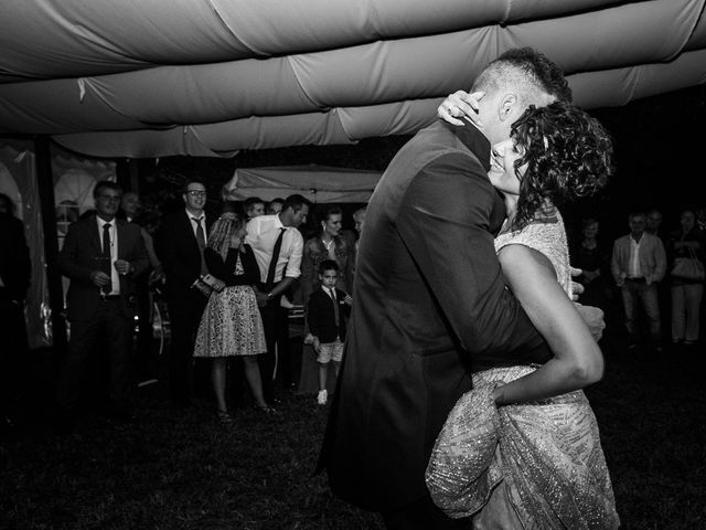 Il matrimonio di Alessio e Lorella a Tornaco, Novara 205